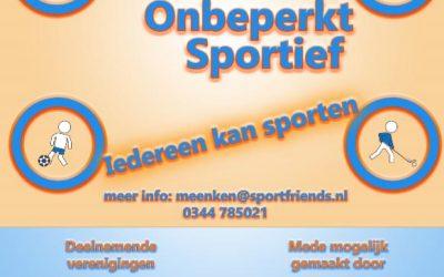 Tiel Onbeperkt Sportief